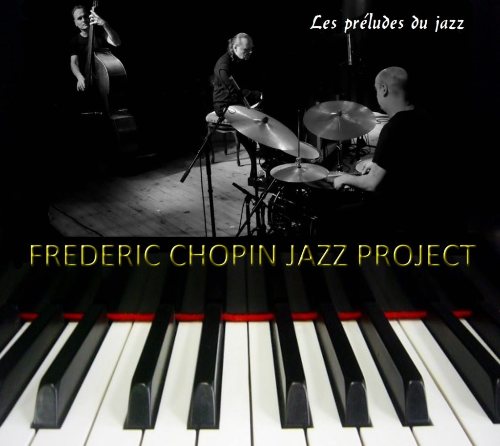 Cd Frédéric Chopin jazz project, CD order page via Paypal.